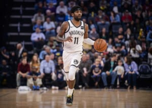 Brooklyn Nets, Kyrie Irving
