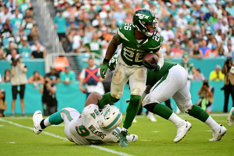 Le'Veon Bell, New York Jets