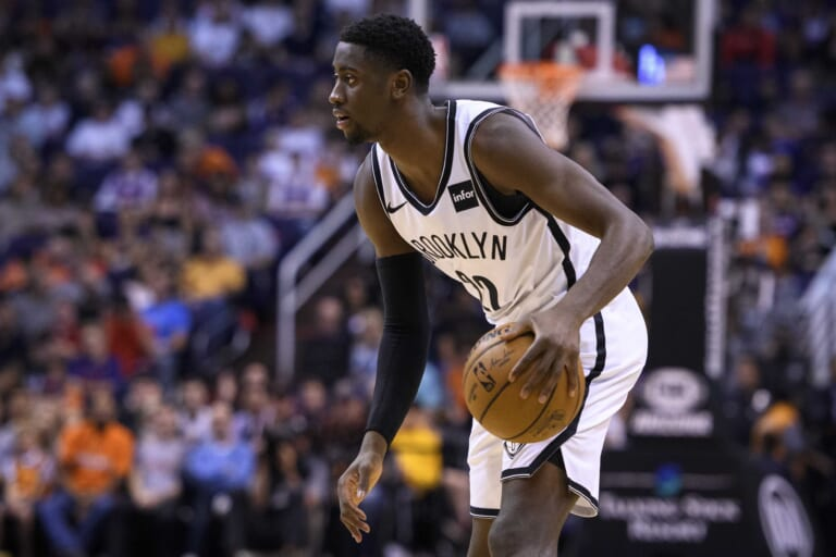 Brooklyn Nets, Caris Levert