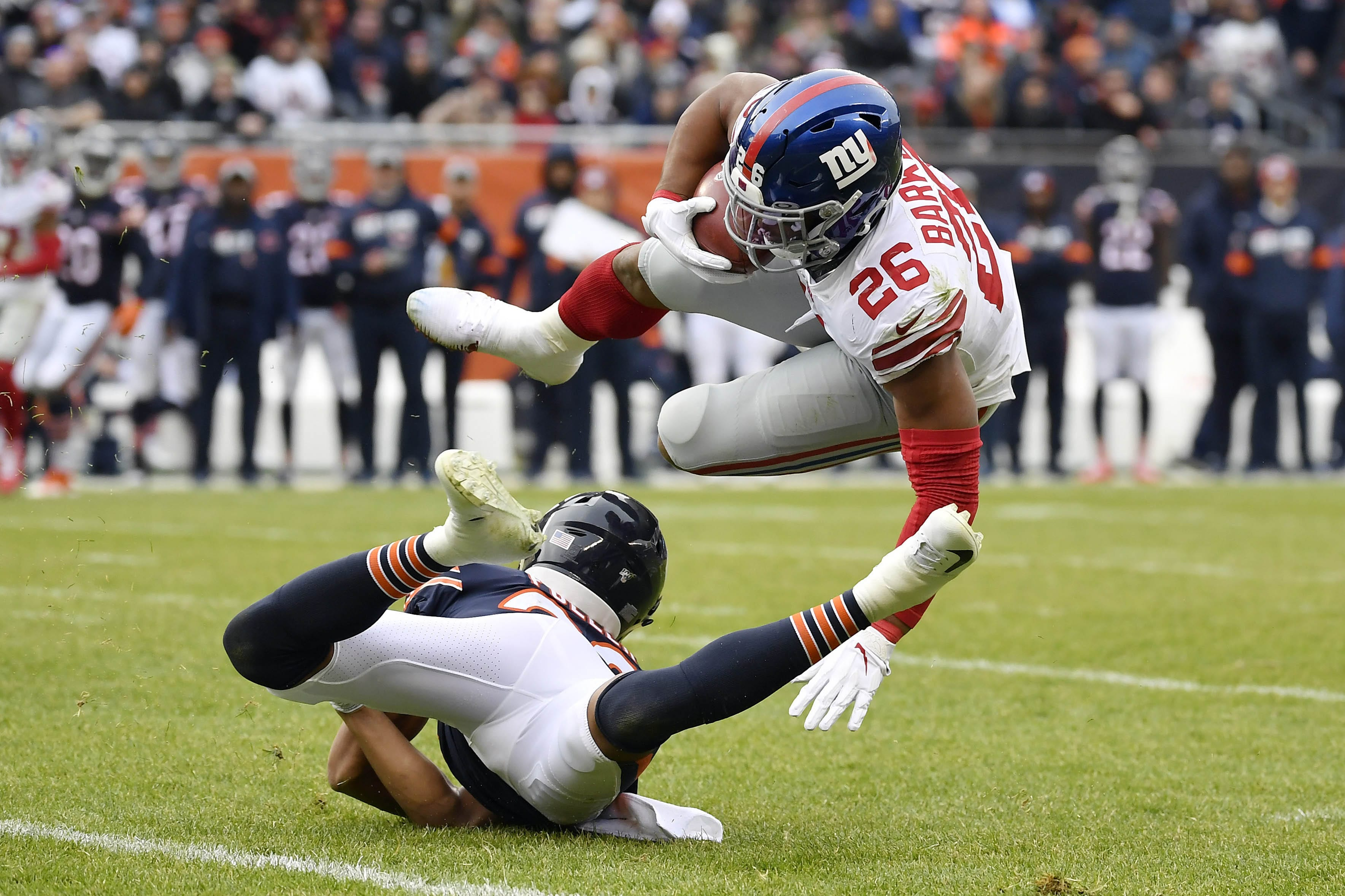 New York Giants, Saquon Barkley