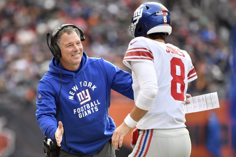 New York Giants, Daniel Jones, Pat Shurmur