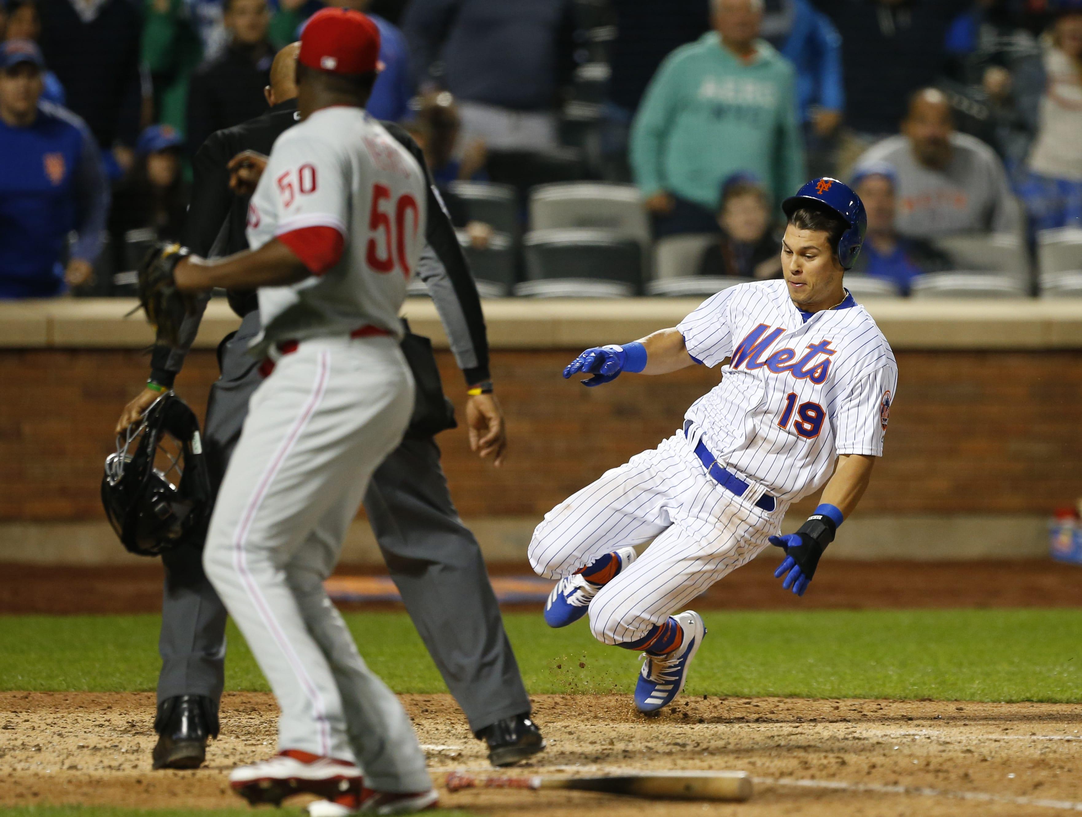 New York Mets, Sam Haggerty