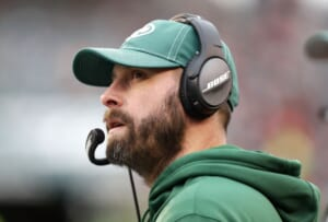 New York Jets: The rumored favorite to replace Adam Gase