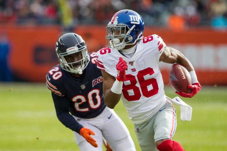 New York Giants, Darius Slayton
