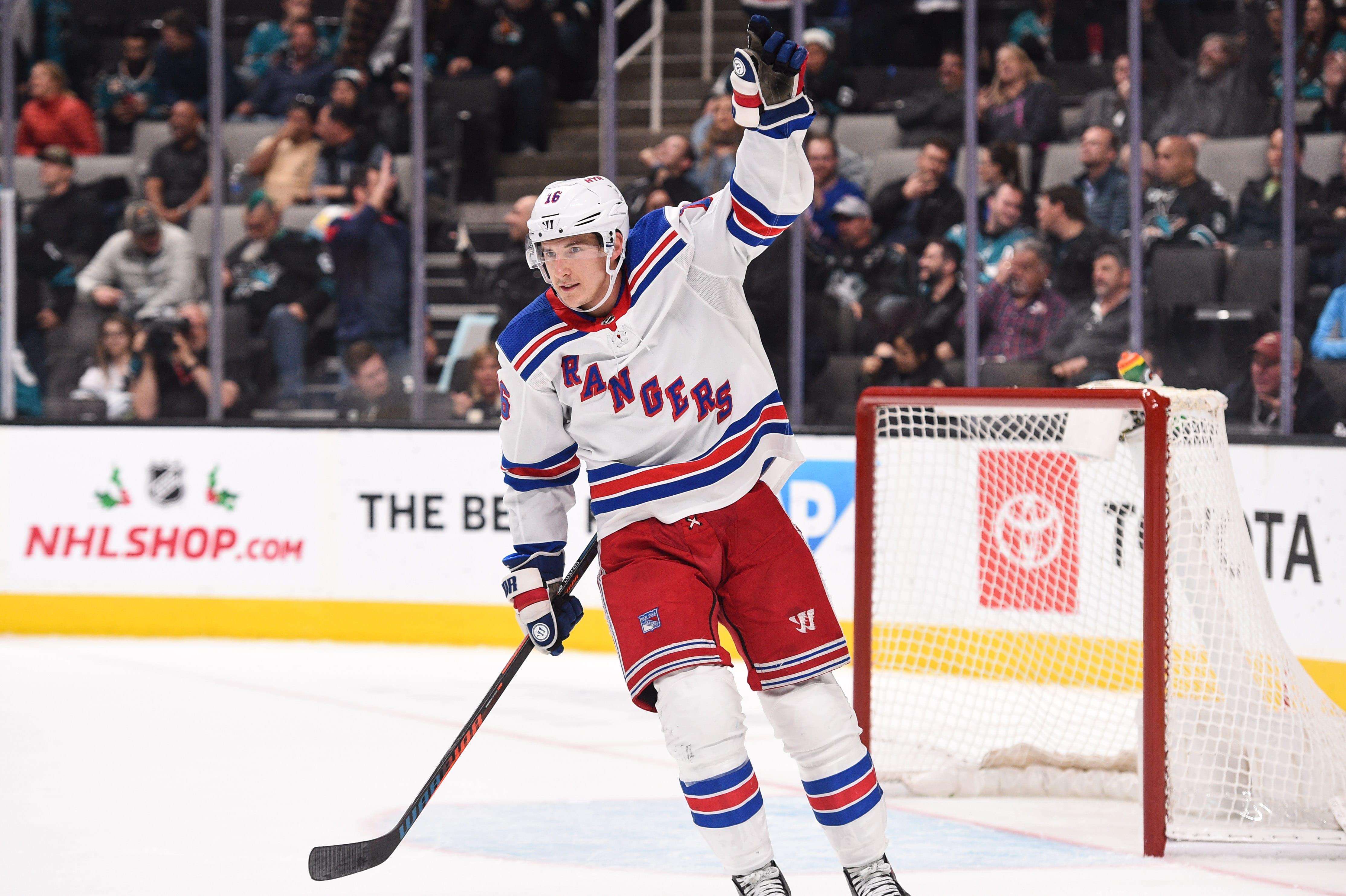 New York Rangers, Artemi Panarin