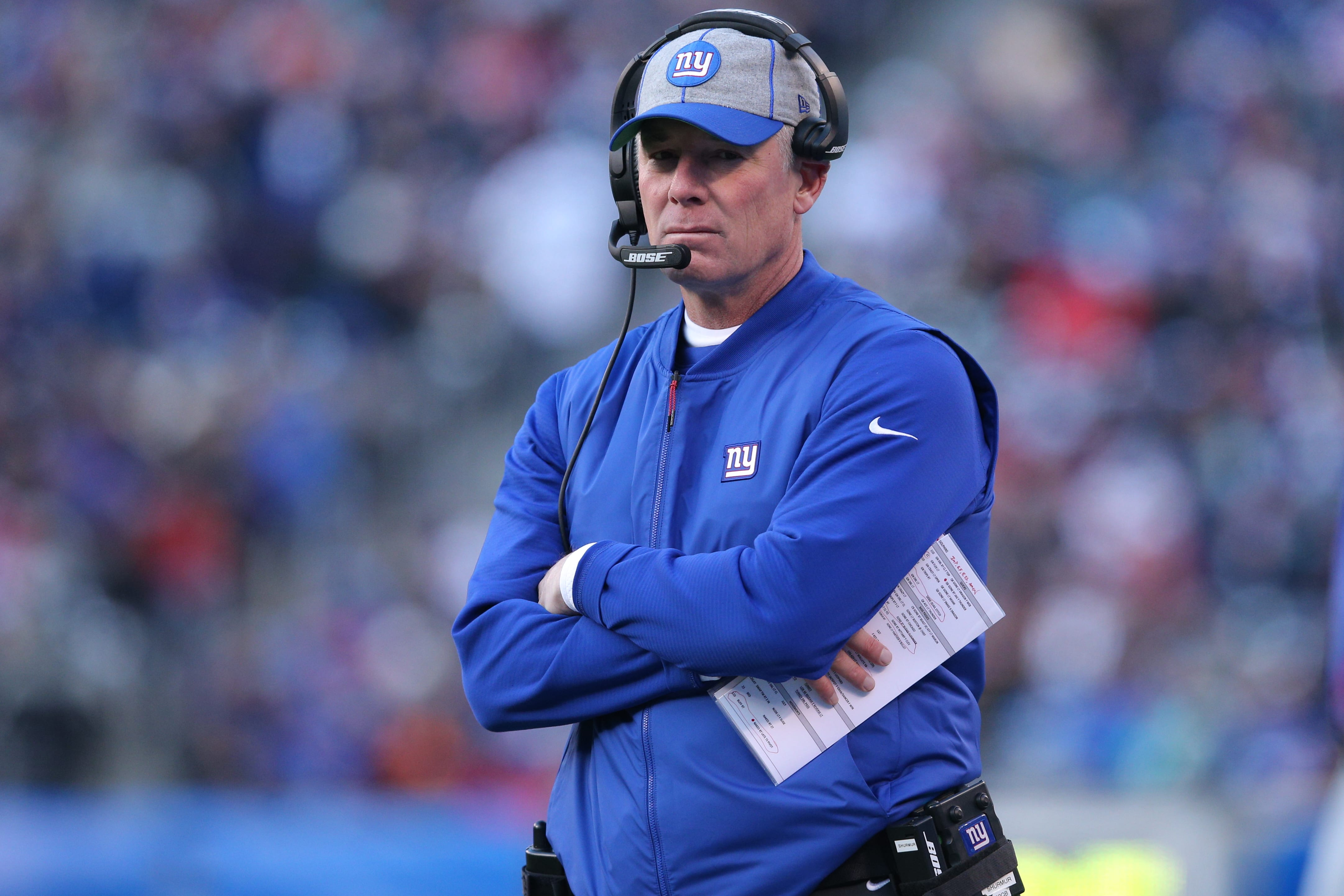 New York Giants, Pat Shurmur