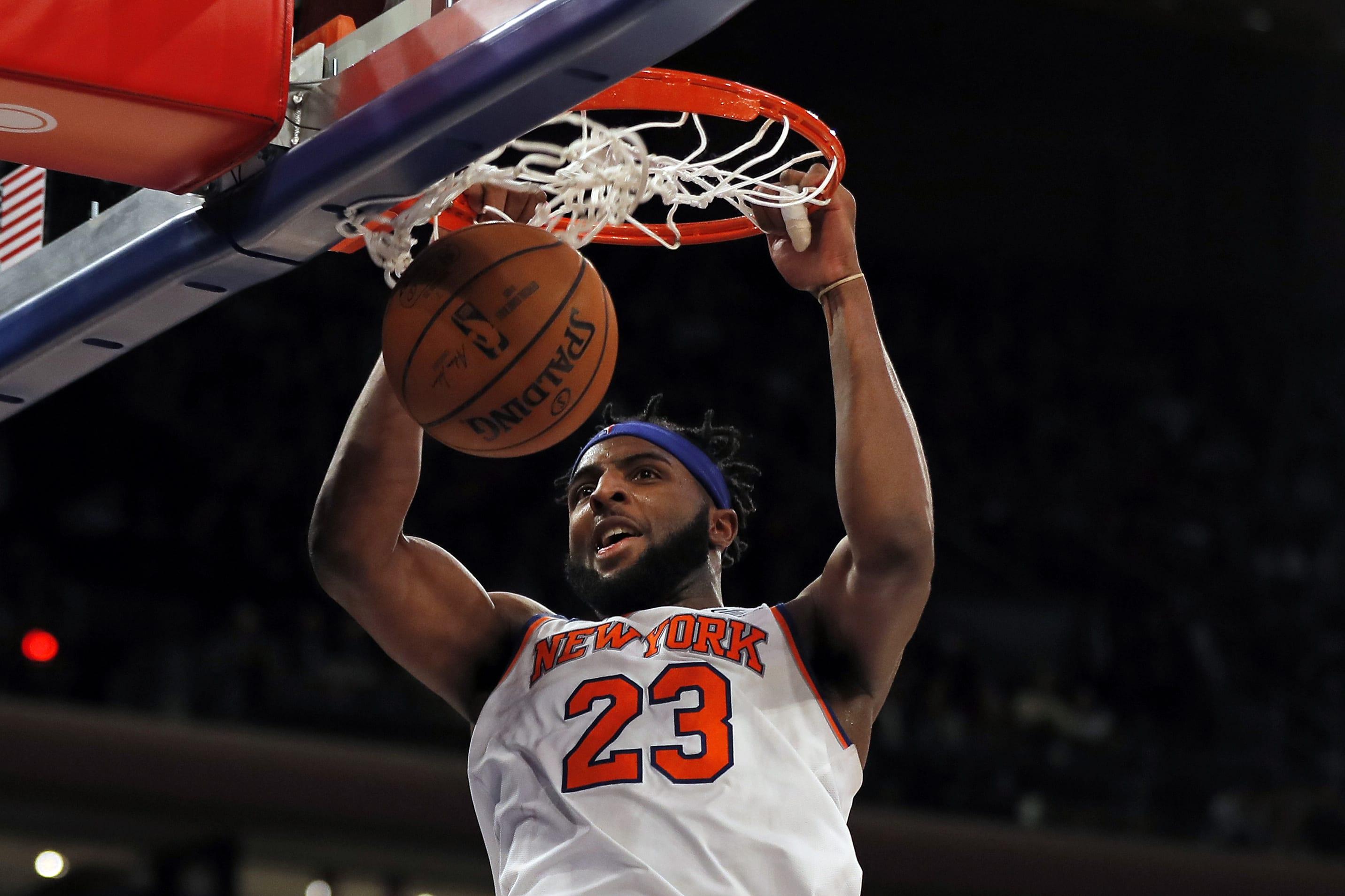 New York Knicks, Mitchell Robinson