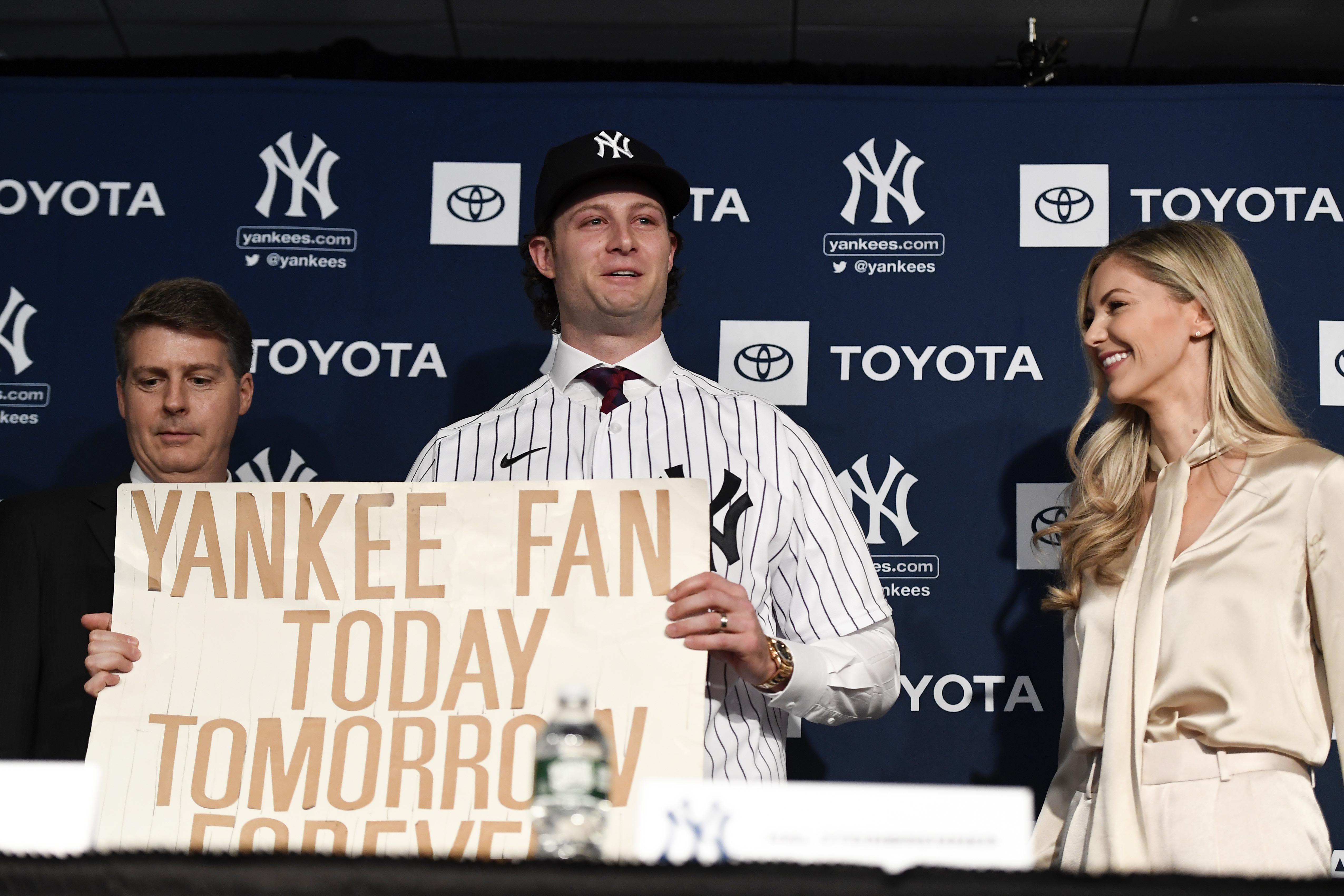 New York Yankees, Gerrit Cole