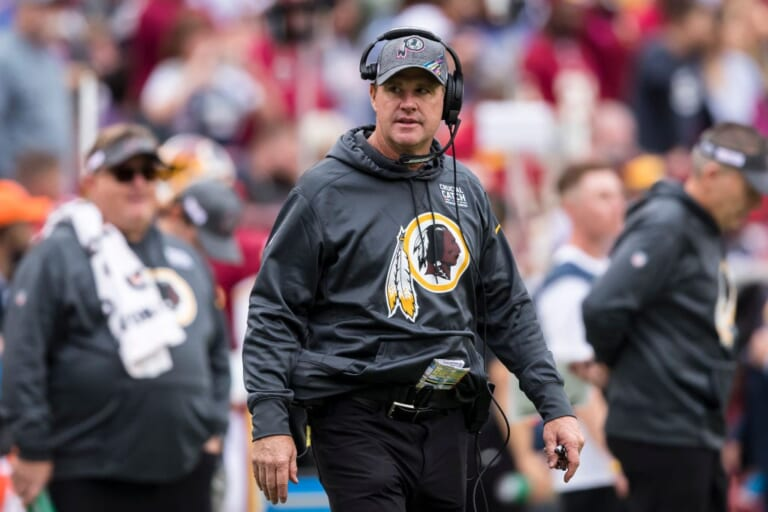 New York Giants considering Jay Gruden at offensive coordinator?