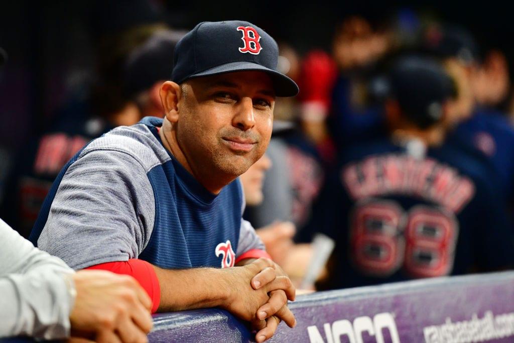Boston Red Sox, Alex Cora
