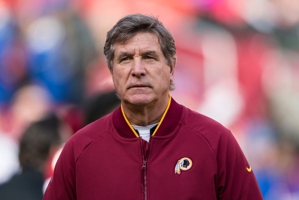 New York Giants linked to Bill Callahan in coaching search.