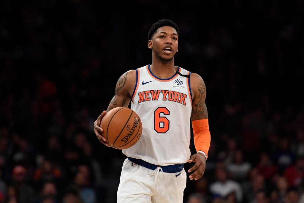 New York Knicks, Elfrid Payton