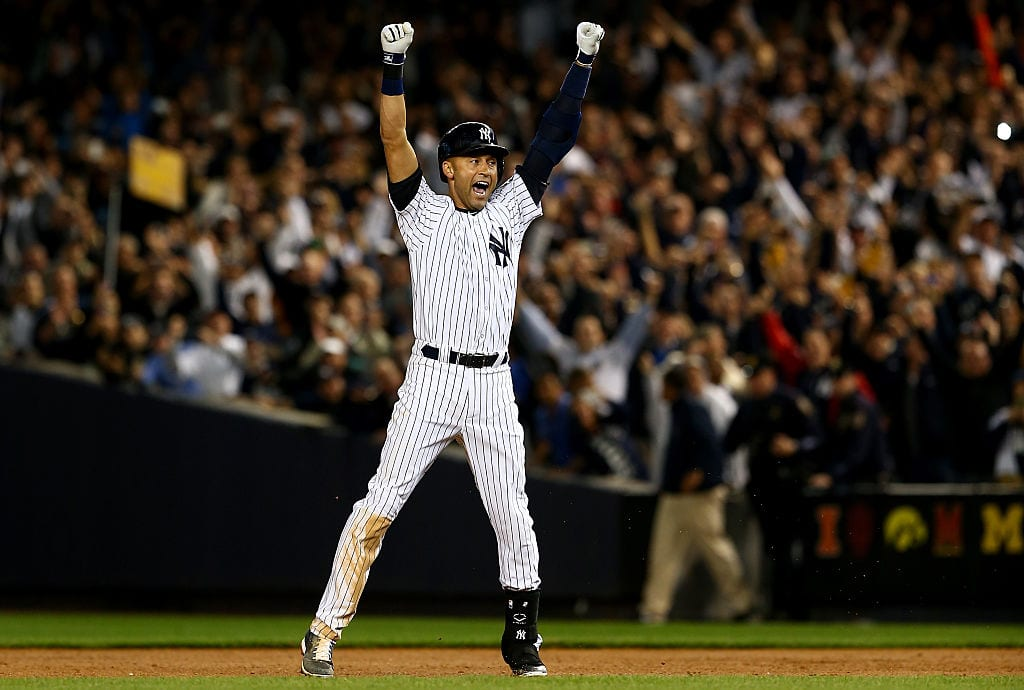 New York Yankees, Yankees, Derek Jeter