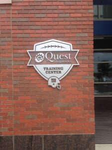 New York Giants, Quest Diagnostics training center