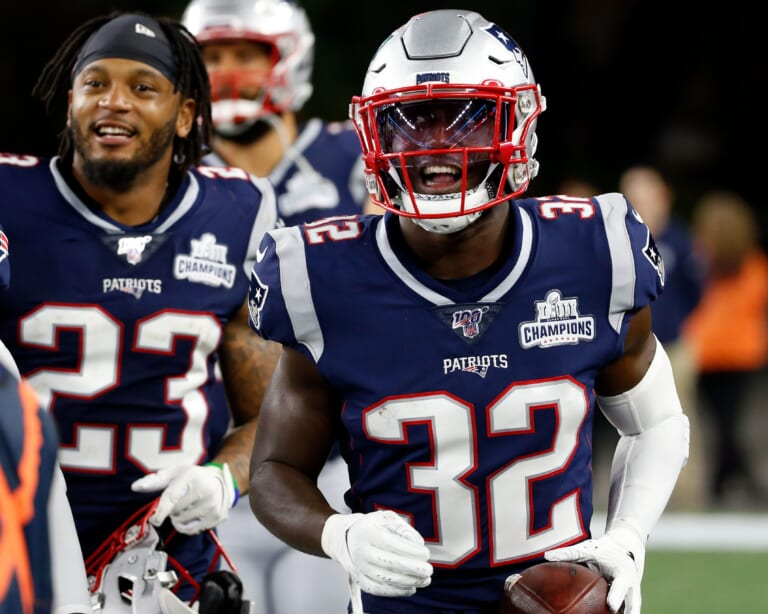 New York Giants could look into Devin Mccourty this offseason.