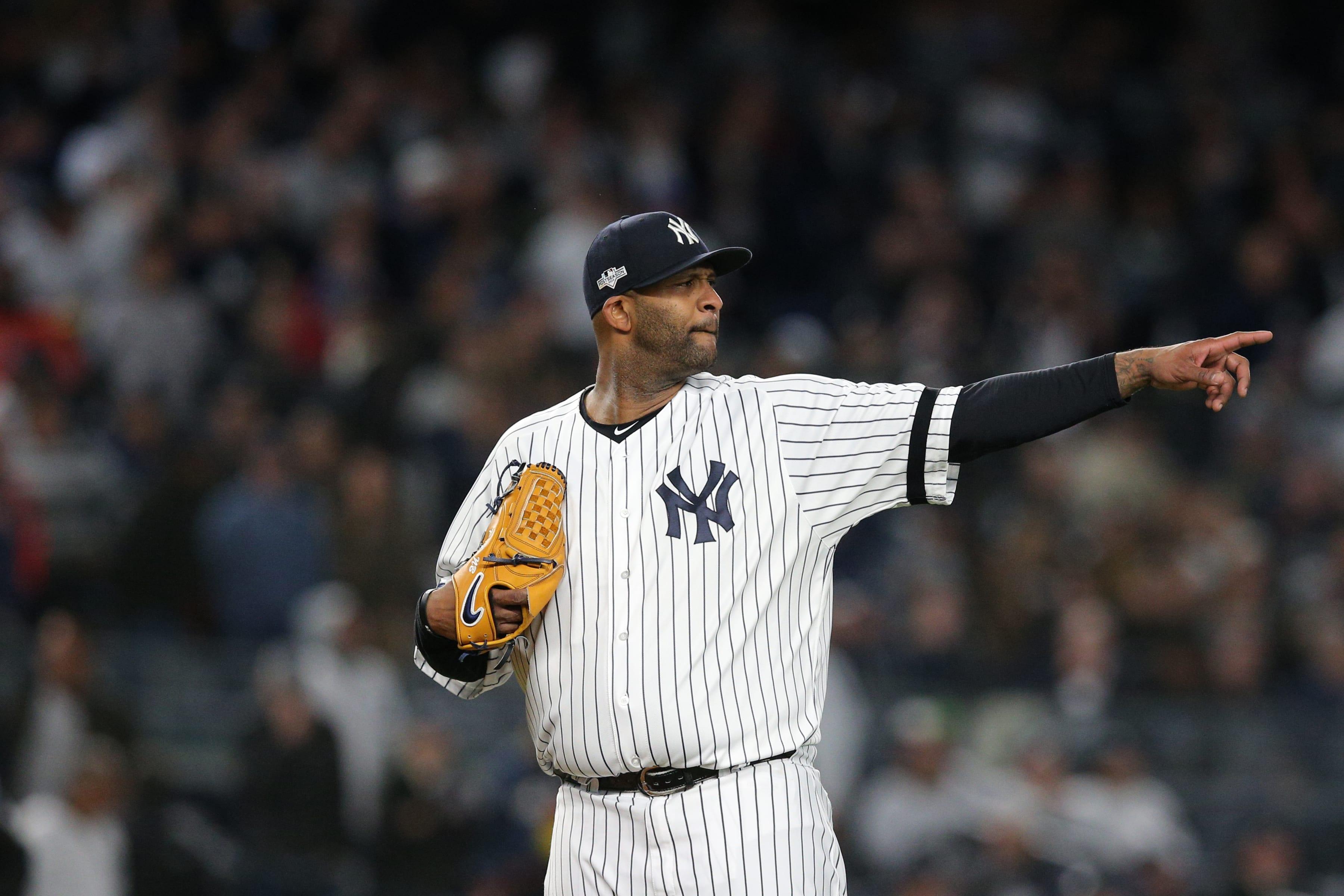 New York Yankees, CC Sabathia
