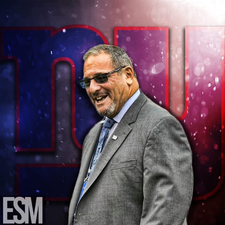 New York Giants, Dave Gettleman