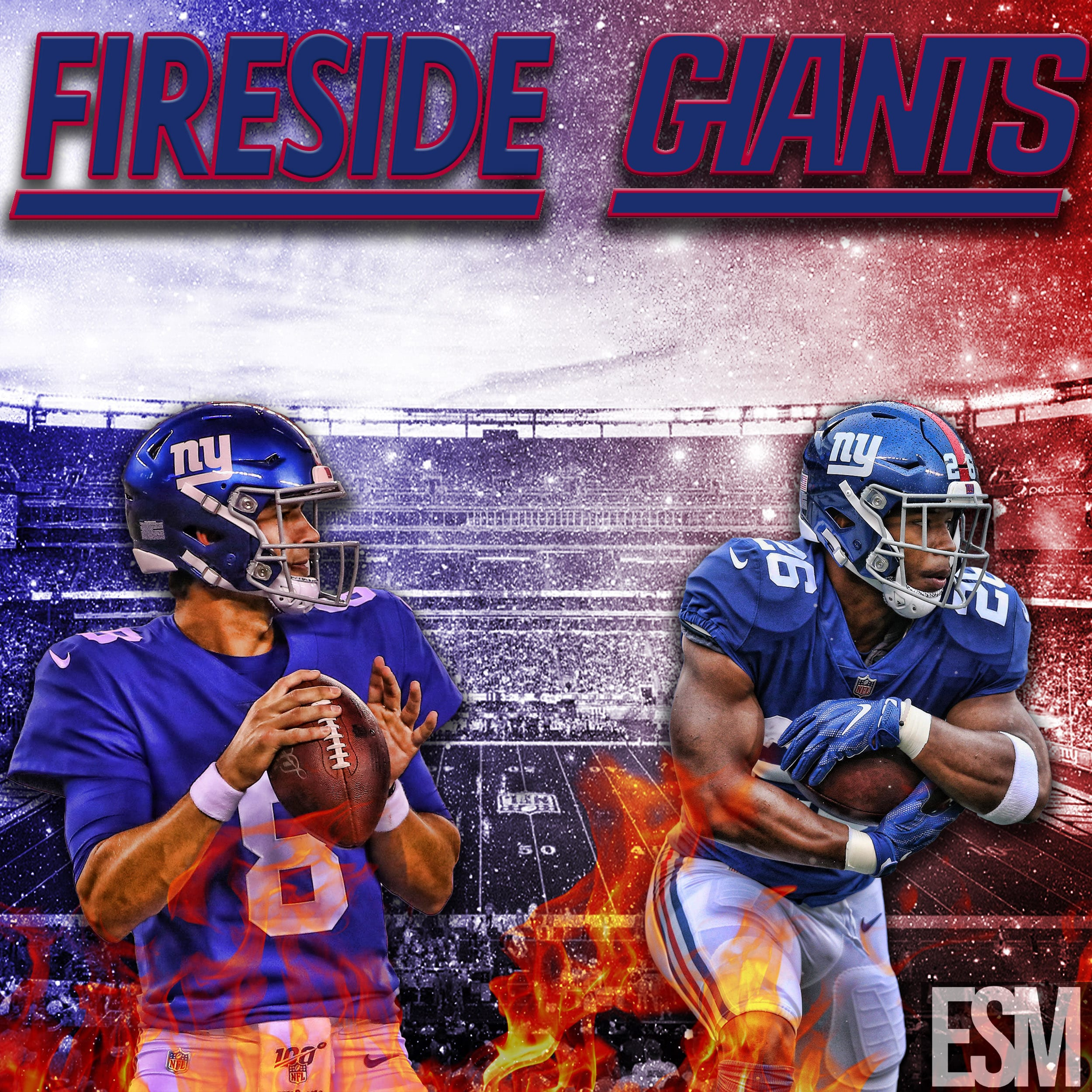 New York Giants, Fireside Giants