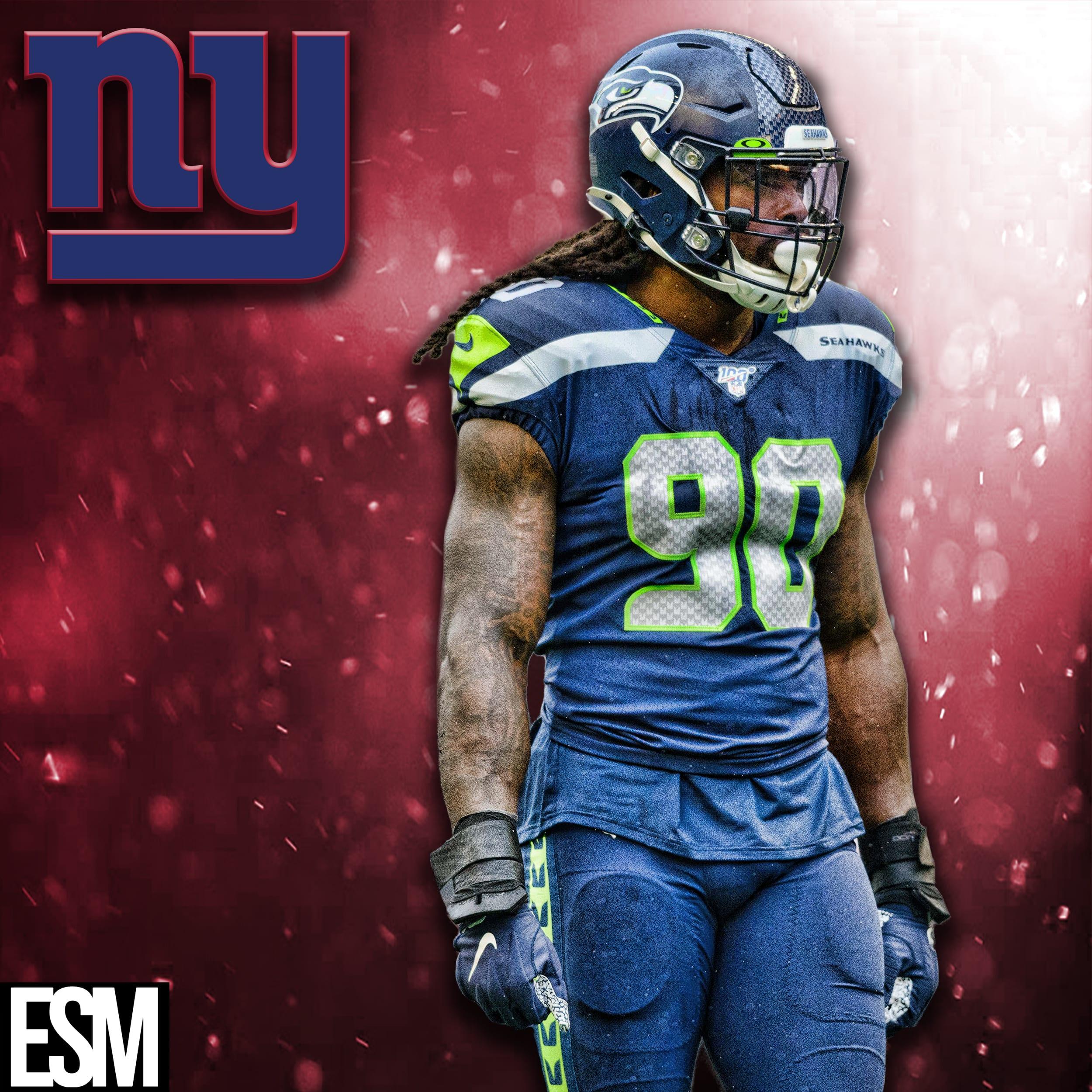 New York Giants, Jadeveon Clowney