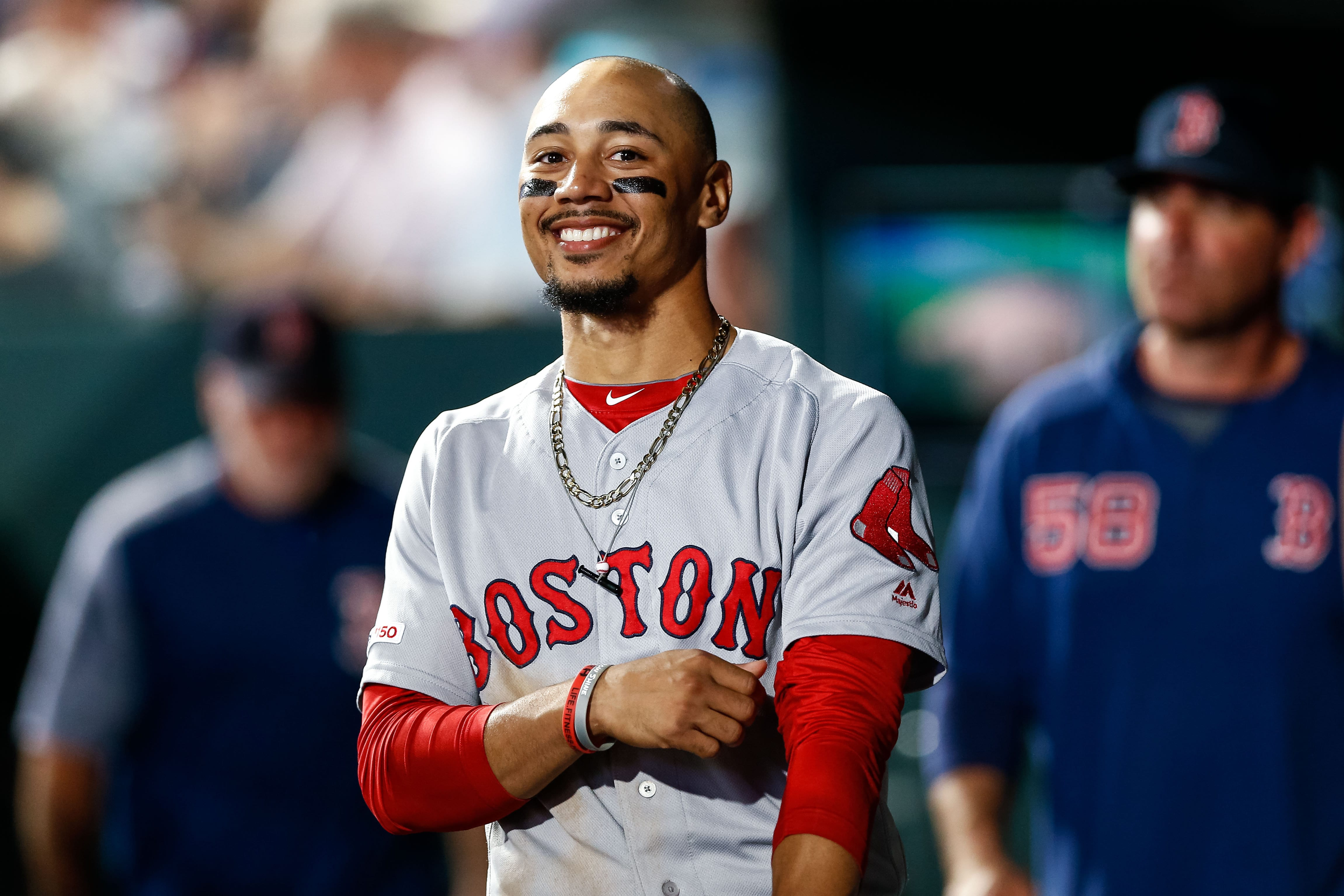 Boston Red Sox, Mookie Betts