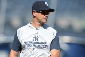 New York Yankees, Aaron Boone