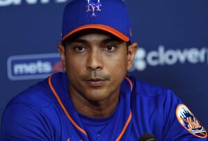 Mets: Luis Rojas treats the 2020 season as a learning experience and is eager to return