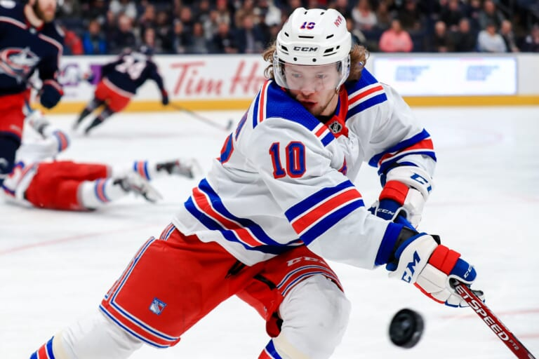 Looking at the New York Rangers through the lens of fantasy hockey