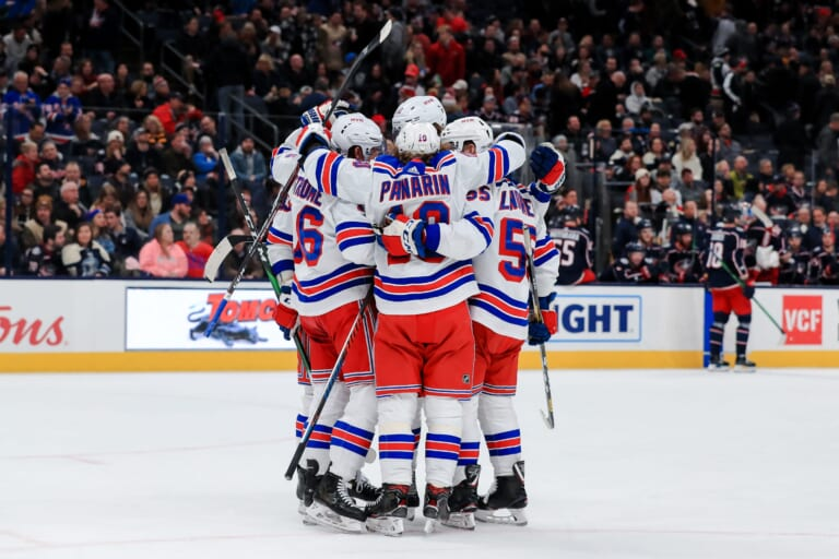 The New York Rangers may play in a shortened 2020-21 season