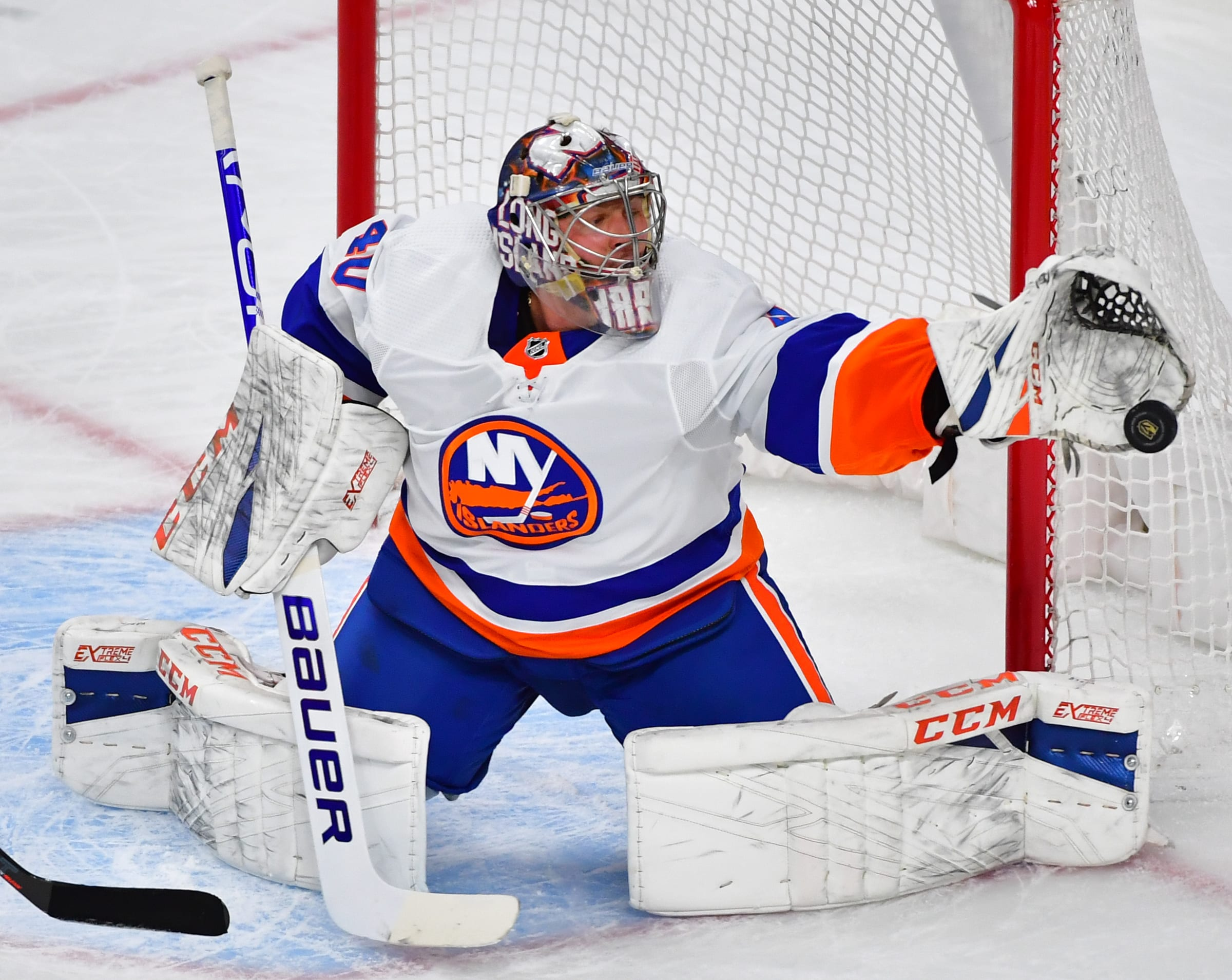 Semyon Varlamov, New York Islanders