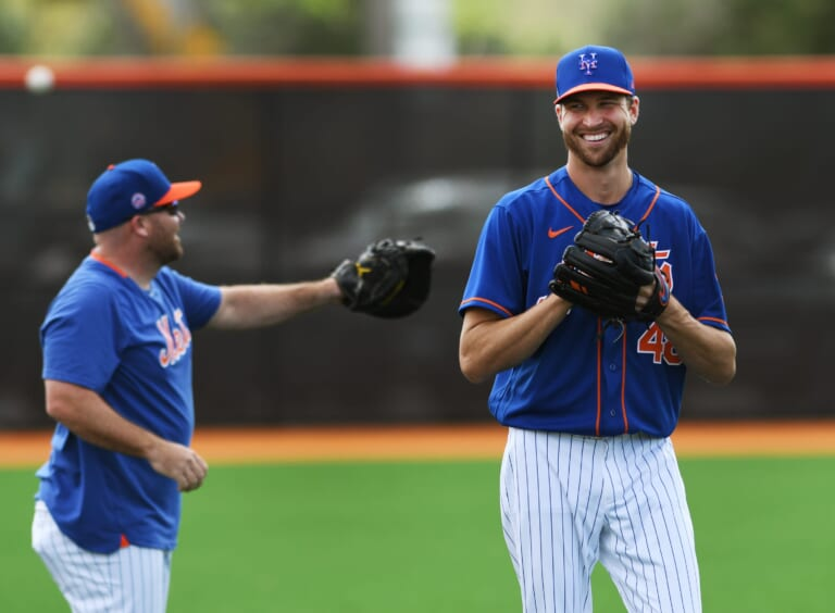 Mets: Jacob deGrom talks about his elbow injury for the first time in weeks