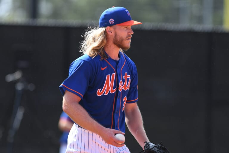 Mets' Noah Syndergaard returns with a bang; hopes to be back in New York next year