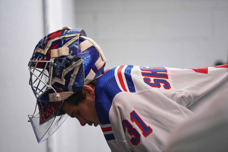 New York Rangers, Igor Shesterkin