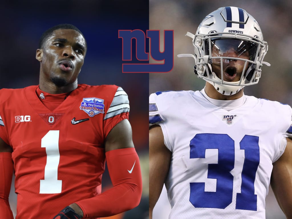New York Giants, Jeff Okudah, Byron Jones, Dallas Cowboys