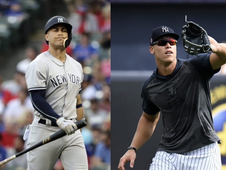 New York Yankees, Giancarlo Stanton, Aaron Judge