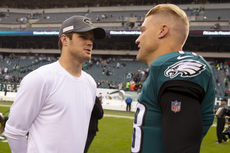 New York Jets' debut 17th game comes against Philadelphia