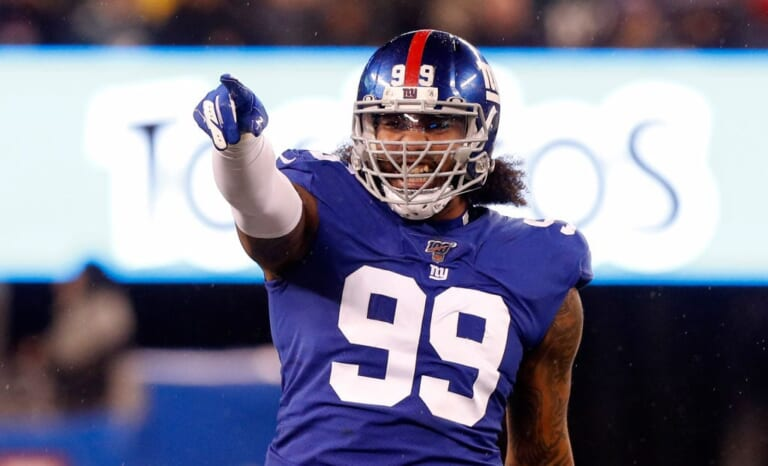 New York Giants, Leonard Williams
