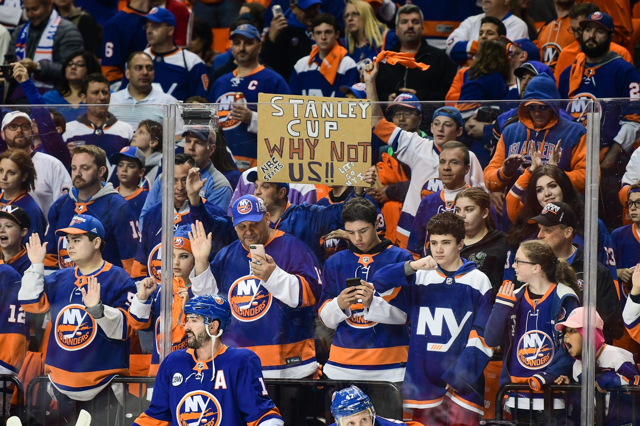 Islanders, New York Islanders