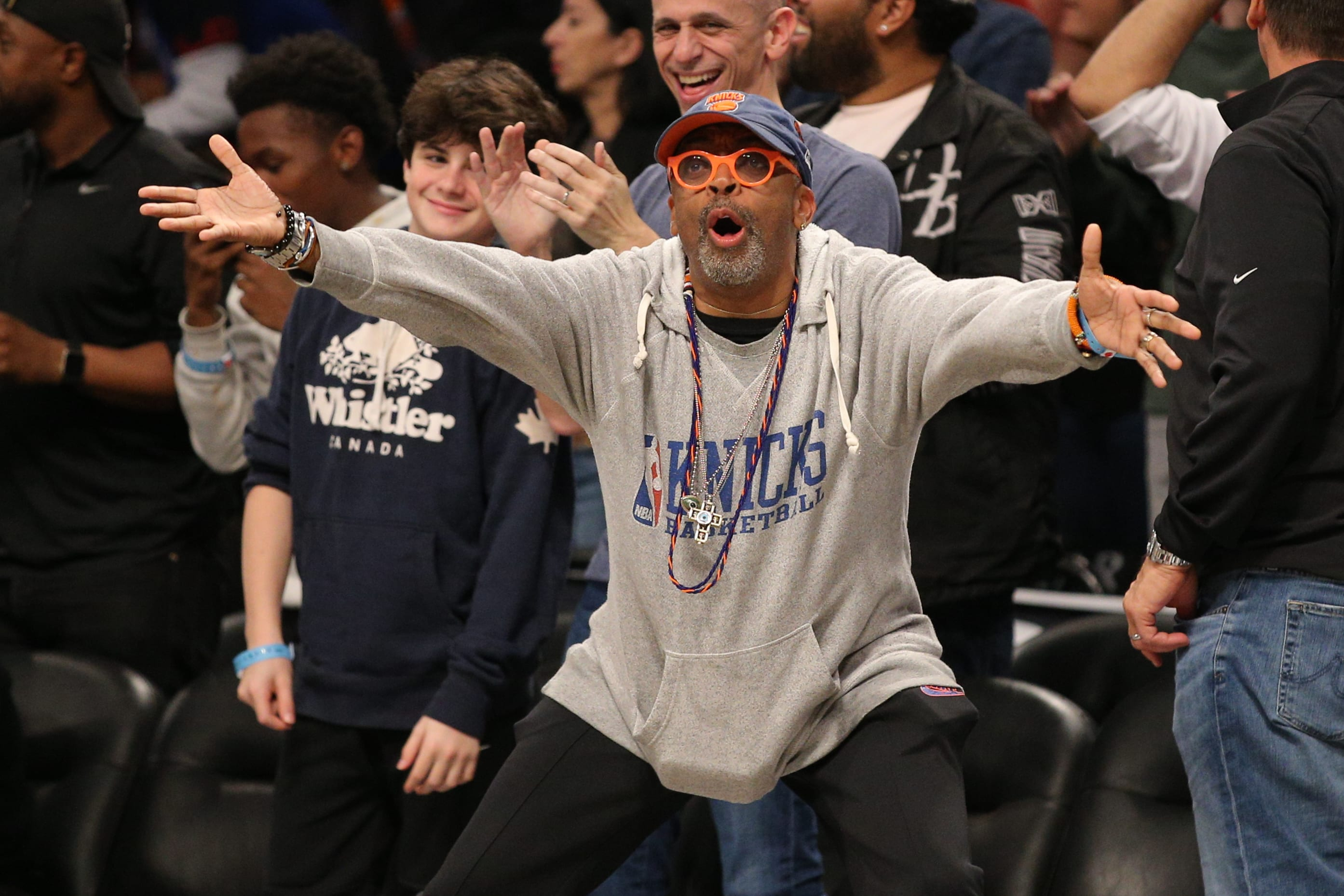 New York Knicks, Spike Lee
