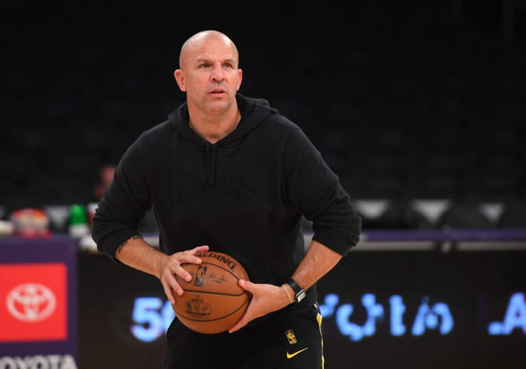 New York Knicks, Jason Kidd