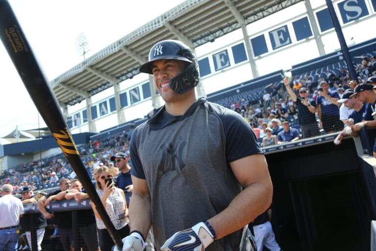 New York Yankees, Yankees, Giancarlo Stanton