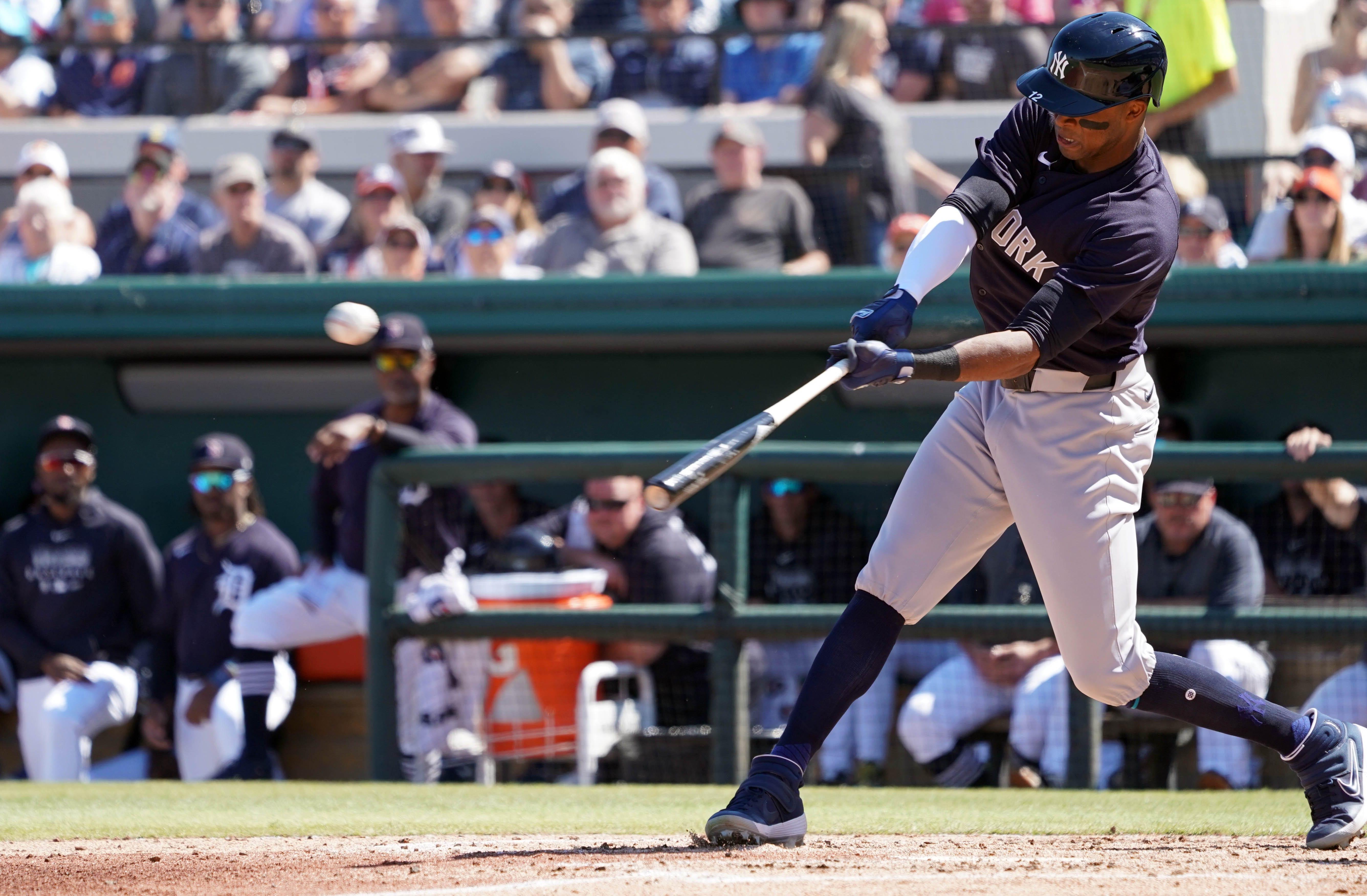 New York Yankees, Rosell Herrera