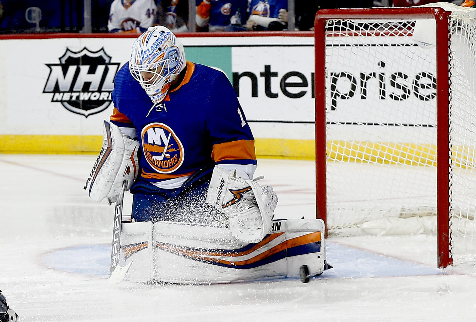 Thomas Greiss, New York Islanders