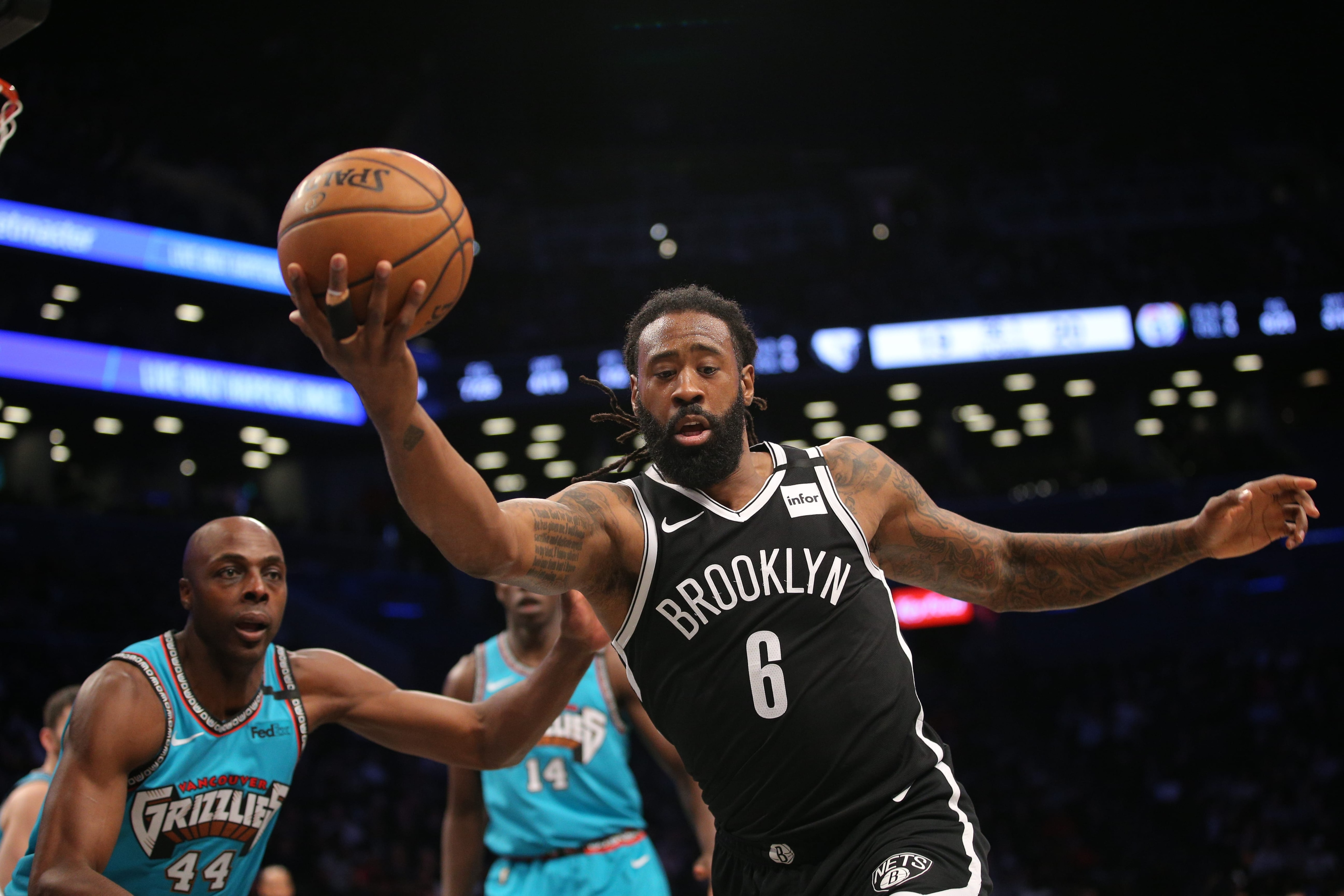 Brooklyn Nets, DeAndre Jordan