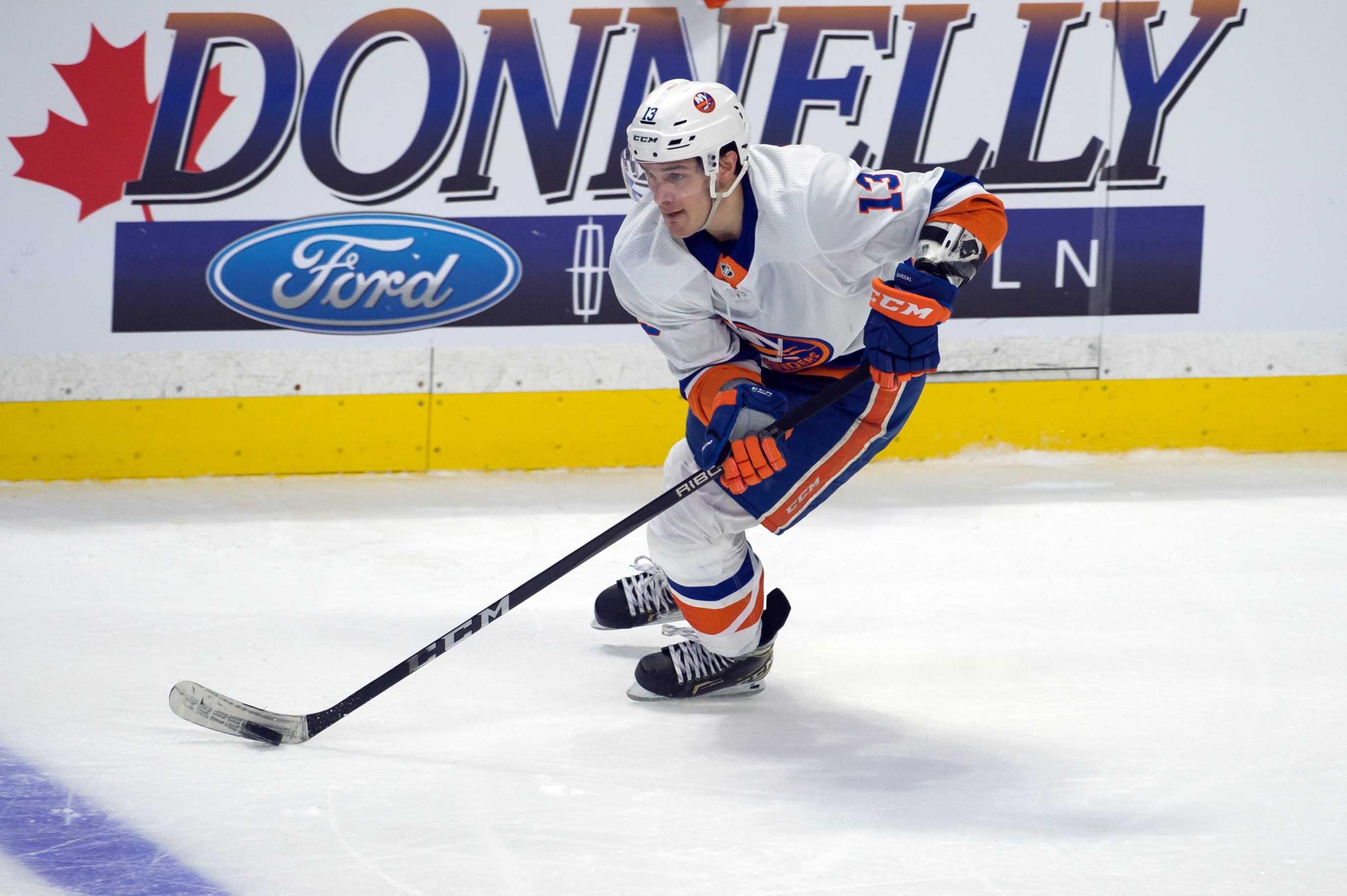 New York Islanders, Mat Barzal