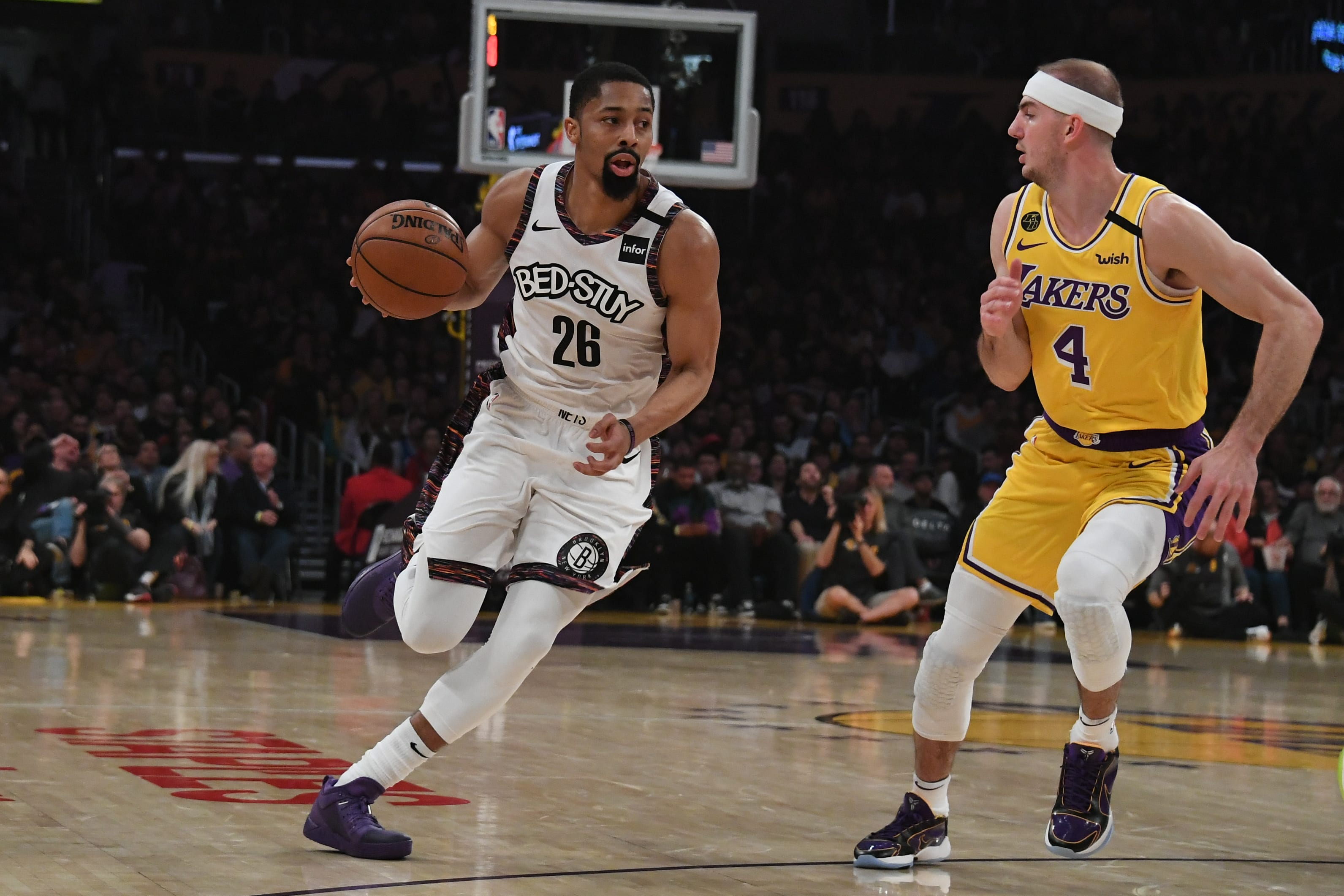 Spencer Dinwiddie, Brooklyn Nets