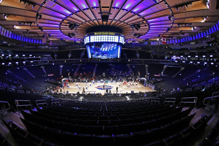 New York State allowing limited attendance at games beginning February 23rd