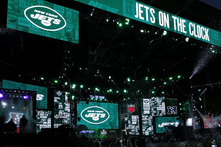 How the NFL Draft shuffle affects the New York Jets