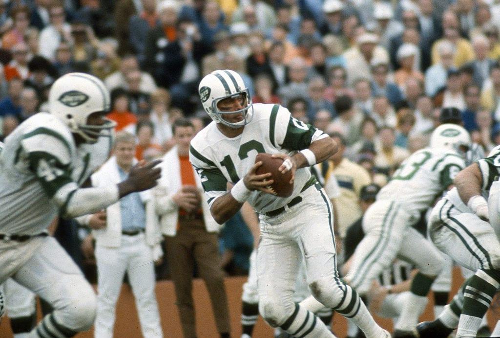 New York Jets, Joe Namath