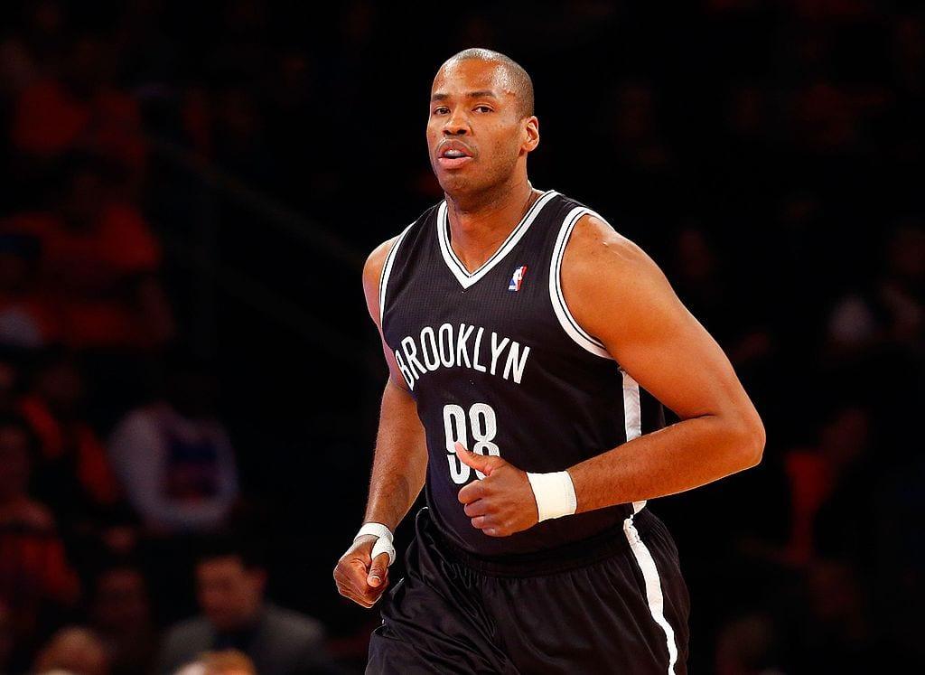 Jason Collins, Brooklyn Nets