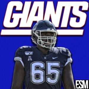 New York Giants, Matt Peart